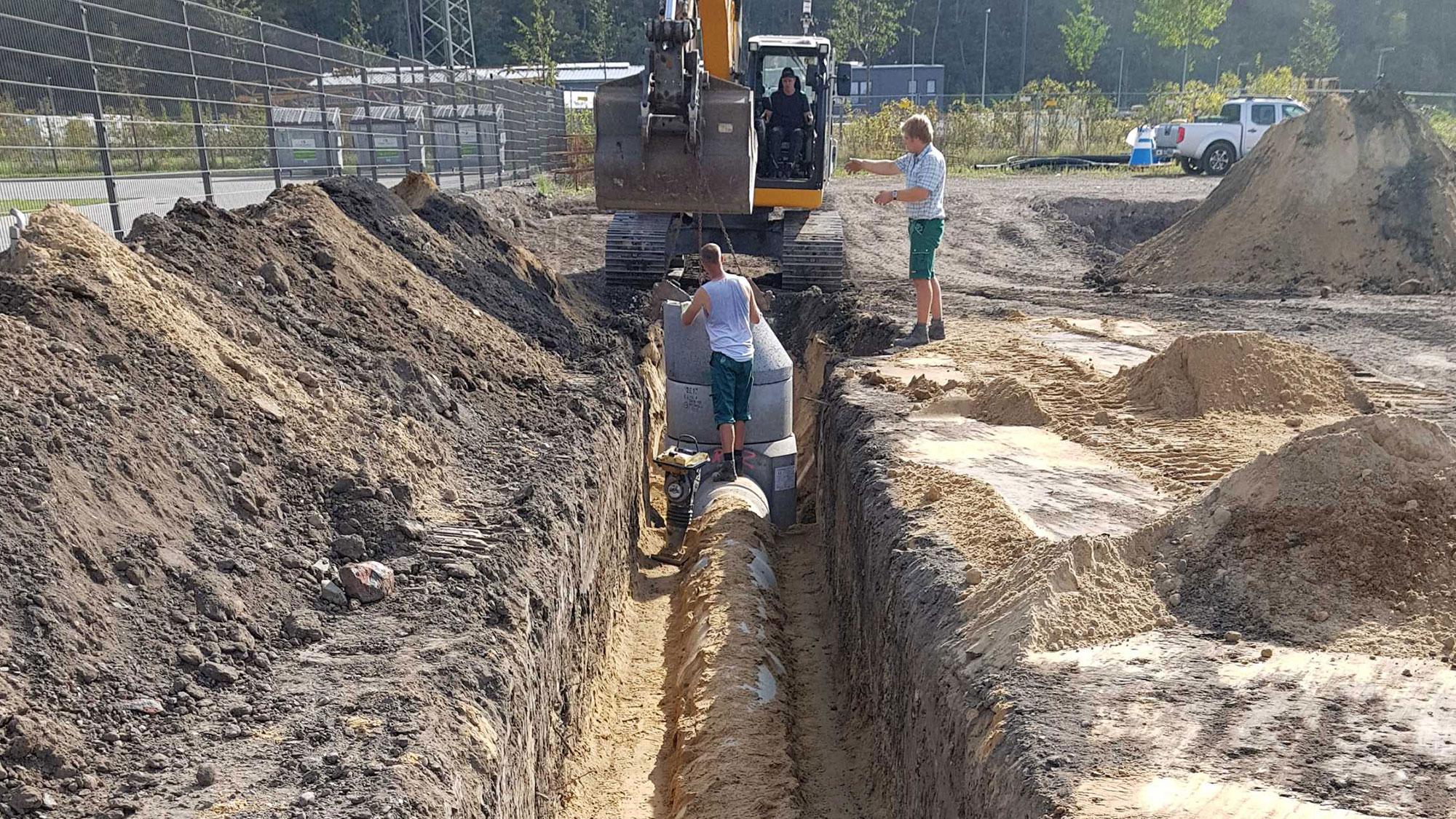 Vortkamp Entwässerung